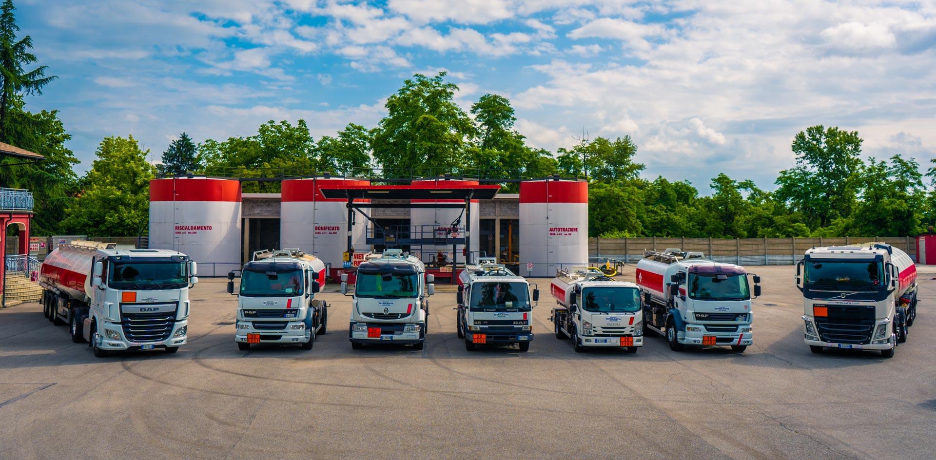 Vendita prodotti petroliferi Cuneo